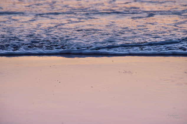 Early morning Gylly beach