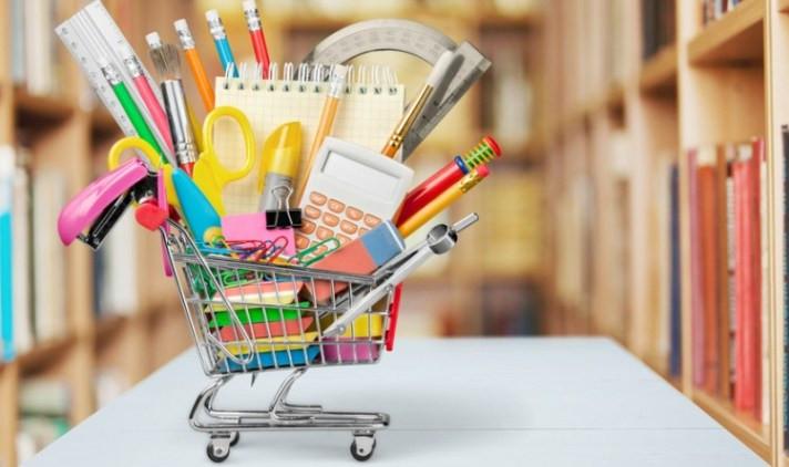 Különdíj - Egy osztály számára összeállított iskolai csomag