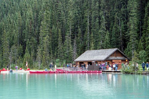 Lake Louise Lodge