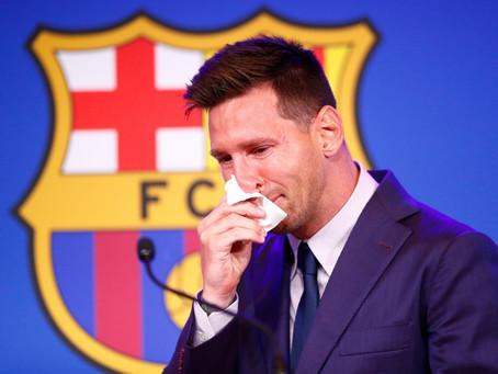 Messi's departure & the demise of La Liga