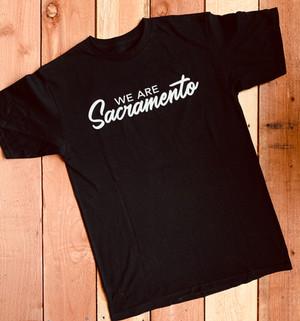 We Are Sacramento Merchandise