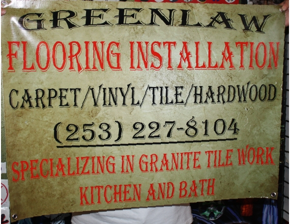 Greenlaw Flooring banner