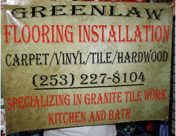Greenlaw Flooring banner