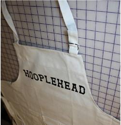 custom Hooplehead personalized apron gif