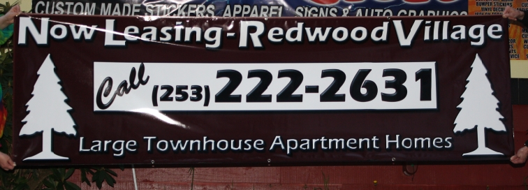 Now Leasing Redwood Village Townhouse Ap