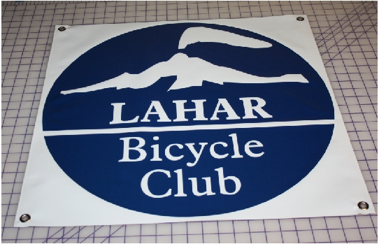 Lahar Bicycle Club banner