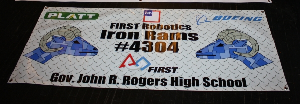Rogers High School First Robotics Iron R