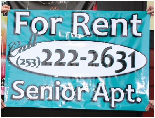 For Rent Senior Apt