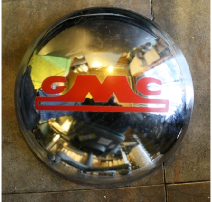 GMC classic baby moons sticker decal rec