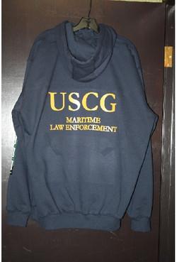 USCG Maritime Safety & Securtiy Team cus