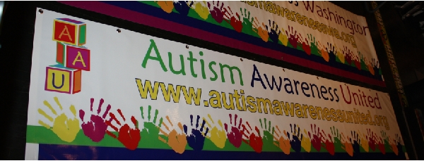 Autism Awareness United WA Banner for do