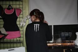 White Monster customer artwork heat tran