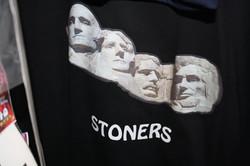 custom designed stoners t-shirt apparel