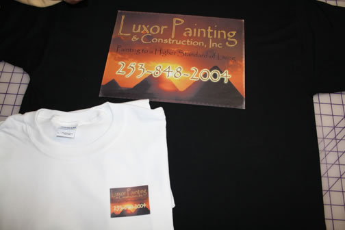 t-shirt apparel heat transfer prints ful
