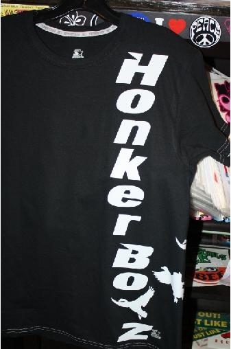 HonkerBoyz custom tshirt prints