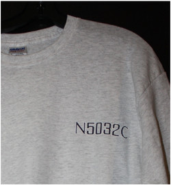Airplane number custom tshirt gift