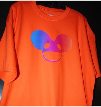 deadmou5 custom tshirt print a personali