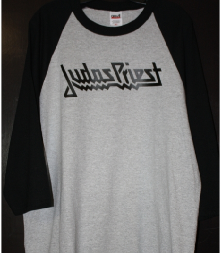 Judas Priest fan custom tshirt