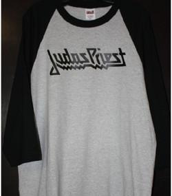 Judas Priest fan custom tshirt