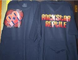 RockStar Reptile custom tshirt prints