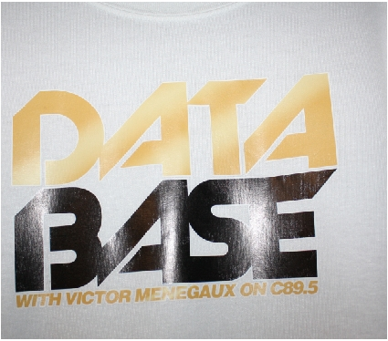 Data Base with Victor Menegaux on C89 cu