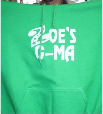 Zoes Grandma sweatshirt gift
