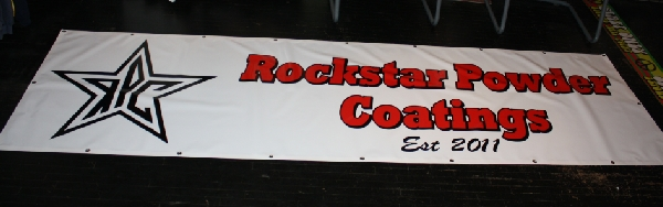 Rockstar Powder Coatings Puyallup WA Ban