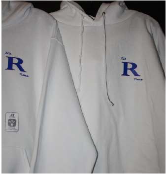 Its R Time Custom Family Sweatshirts