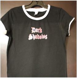 Dark Shadows custom fan tshirt
