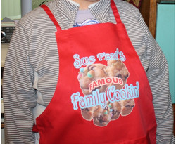 Sue Faws famous family cooking custom ap