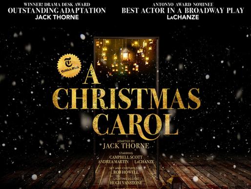 A Christmas Carol Nominated at Tony Awards
