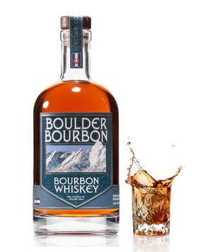 Boulder Bourbon ~ Label Design