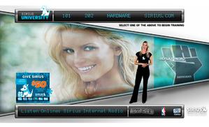 SirusXM Radio University ~ Online Training