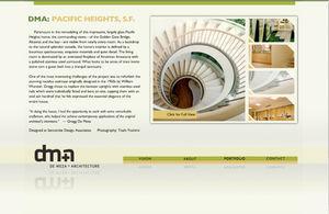 De Meza Architecture ~ Website