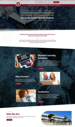 Custom Wordpress Website ~ Custom Coding and Design