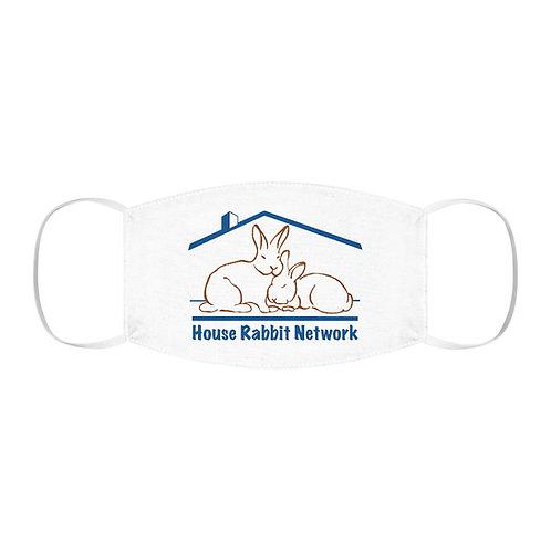 House Rabbit Network Face Mask