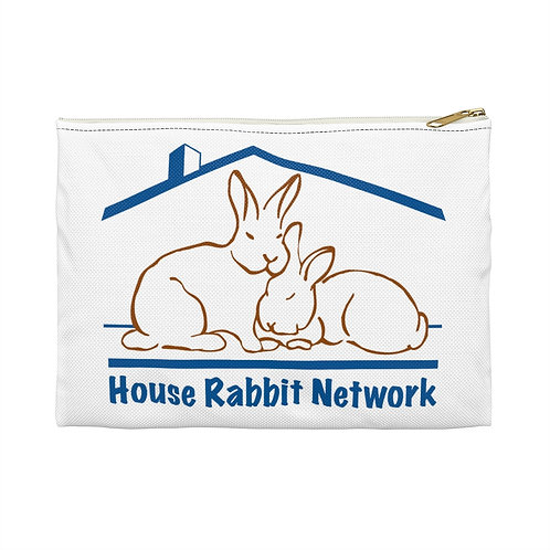 House Rabbit Network Accessory Pouch