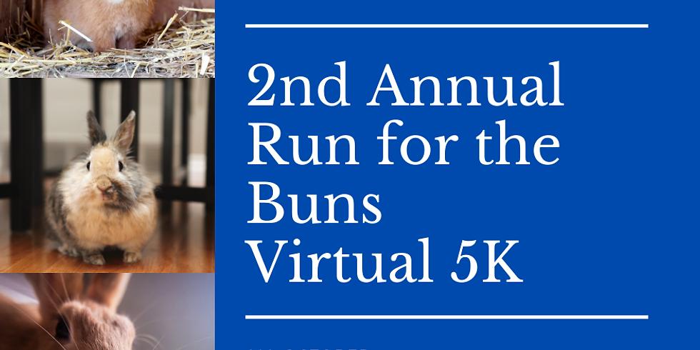 2nd Annual Run for the Buns Virtual 5K 2021