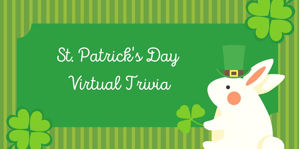 HRN St. Patrick's Day Virtual Trivia