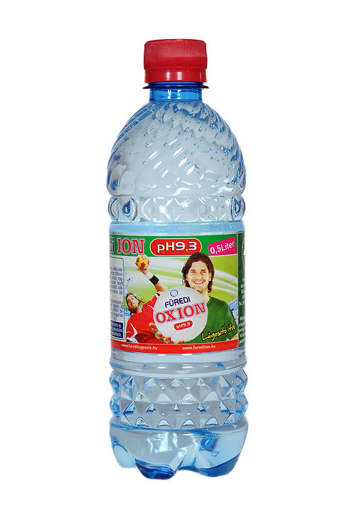 Füredi OXION pH9,3 lúgosító ital 0,5 literes kiszerelés