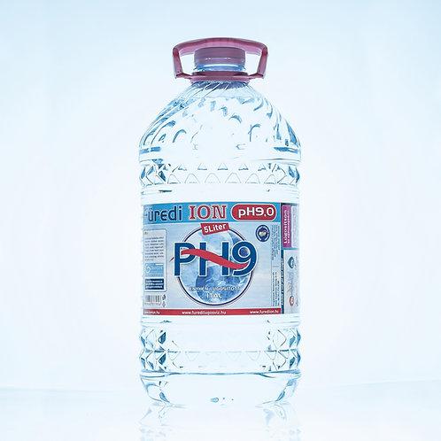 Füredi ION pH9 enyhén lúgos ital 5 literes kiszerelés