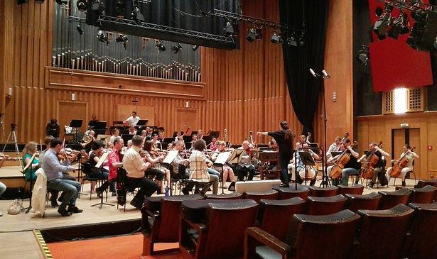 Yalda Zamani - ORF Bratislava Symphony O