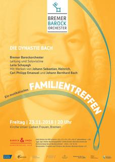 Die Dynastie Bach