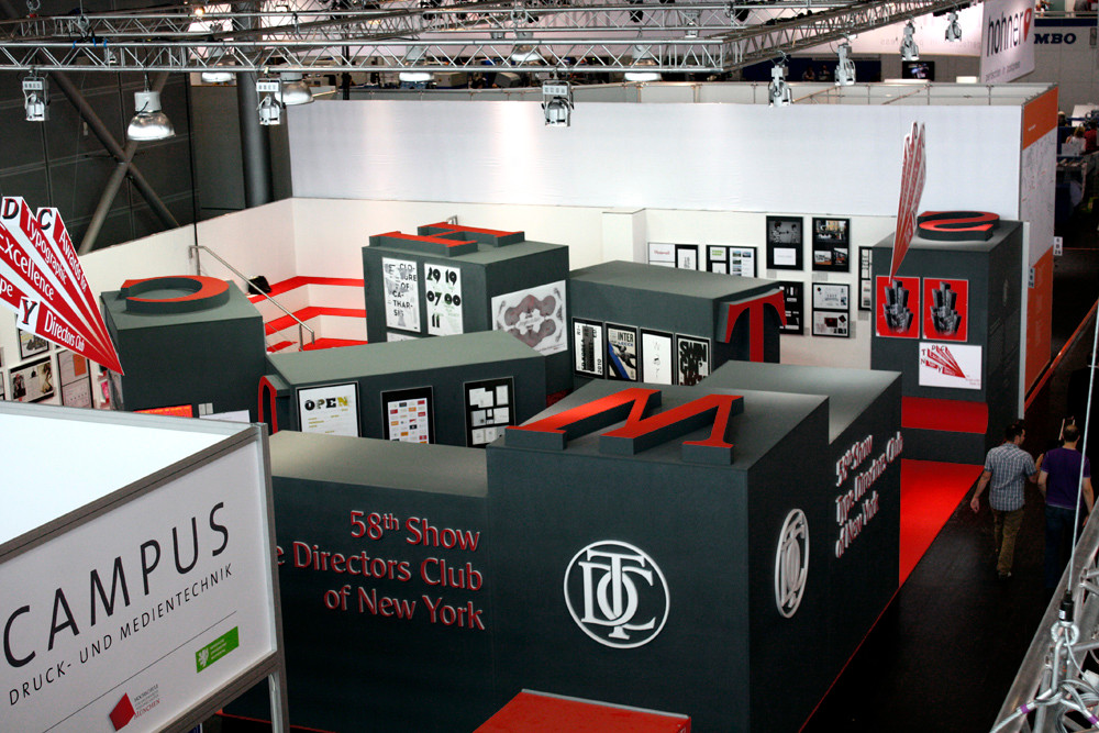 58th Show Type Directors Club of New York