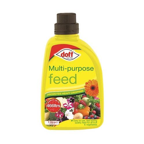 Doff Liquid Conc. Feed