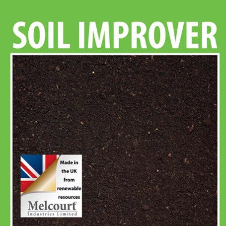 Melcourt 50lit Soil Improver