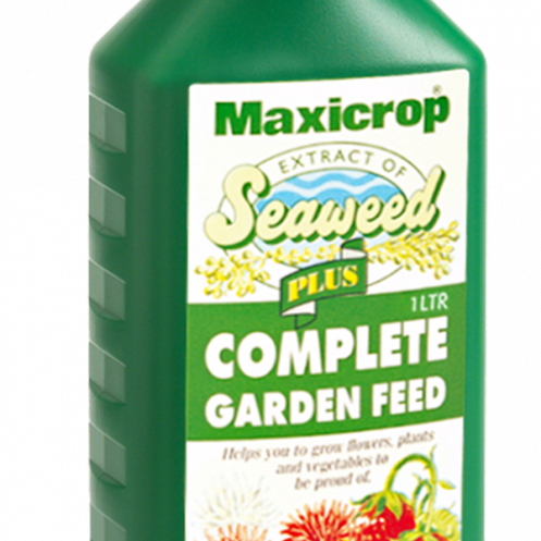 Maxicrop Liquid Seaweed + Feed 500ml