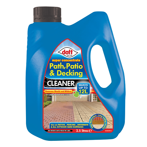 Doff Liquid Patio Cleaner