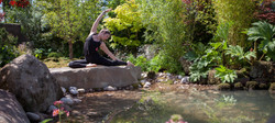 At one with...The Meditation Garden