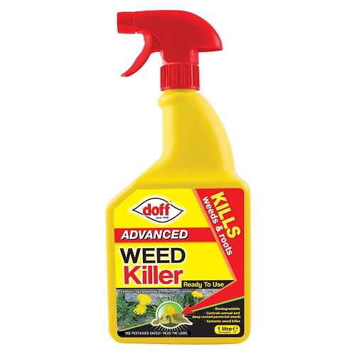 Doff Weedkiller Ready to Use